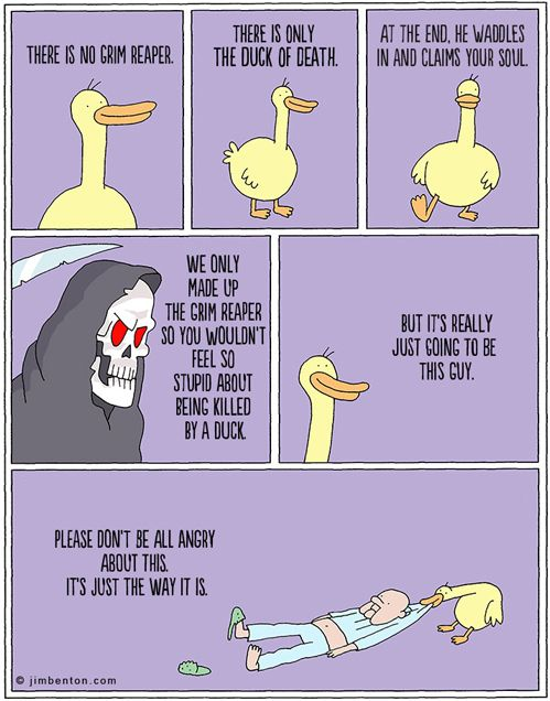 duck of death