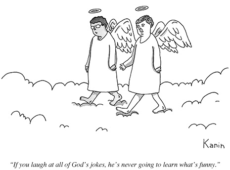 all god's jokes