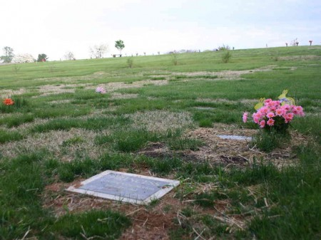 Mountain View Cemetery, a resting place in Vinton, Va.