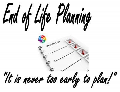 End-of-life planning