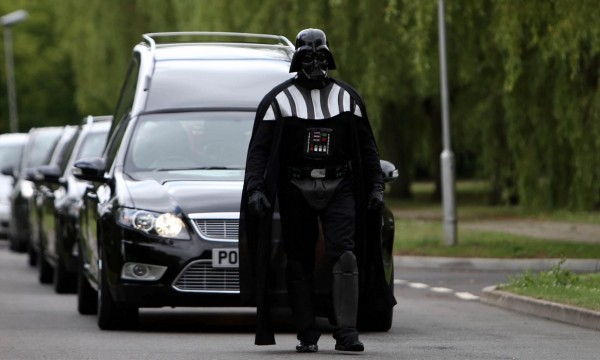 Where death was traditionally presented as a release from the mortal coil, now it is the enemy, something to be challenged and delayed.