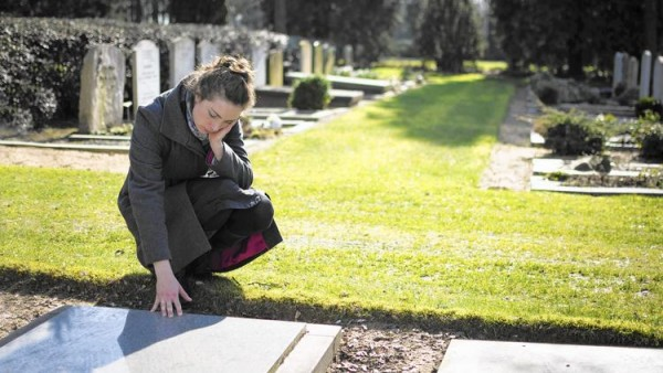 Coping with grief the first time you lose a loved one is overwhelming. Expressing your feelings, both negative and positive, is important.