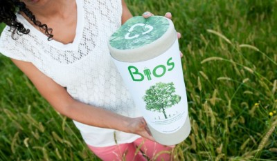 A Bios urn