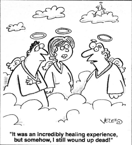 healing experience