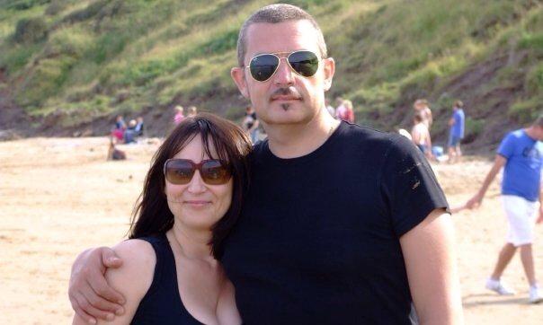 Joanne and her husband