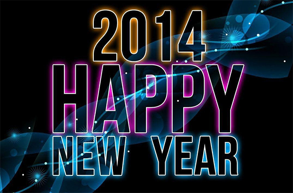 Happy 2014