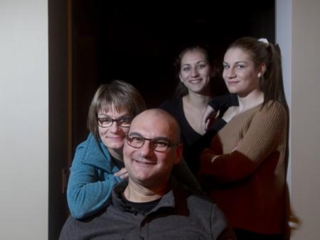 Alain-Berard-family
