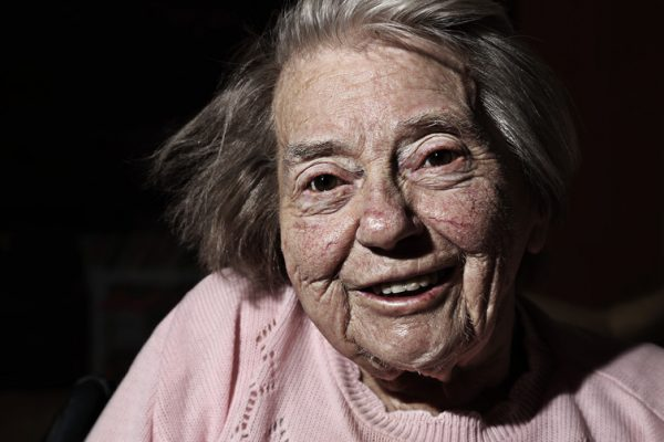 Nursing home residents are increasingly frail and more than half experience depression.