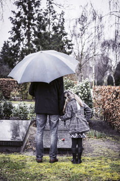 Children must be considered as recognised mourners and allowed to attend funerals and memorials.