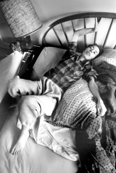 """Renee Sahm, one of five terminally ill people followed by Lonny Shavelson in his 1995 book """"A Chosen Death."""""""