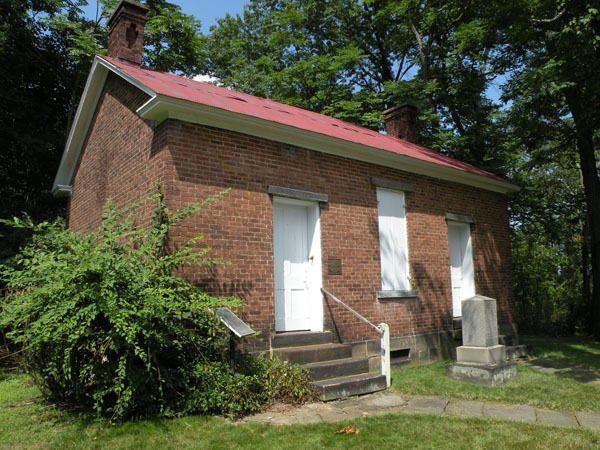 LeMoyne Crematory in Pennsylvania.