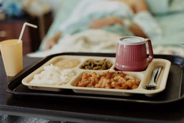 hospital food