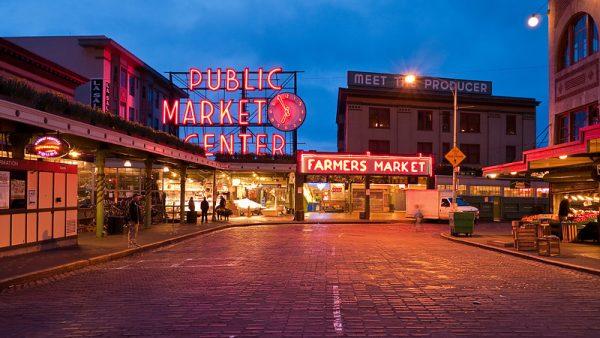 pikes market